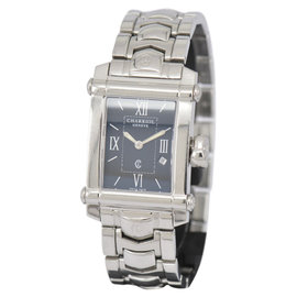 Philippe Charriol COLVMBVS CCSTRH Stainless Steel 25mm Mens Watch