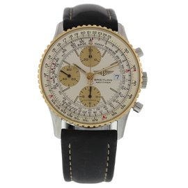 Breitling Navitimer II D13022 18K Yellow Gold/Stainless Steel Automatic 41.50mm Mens Watch
