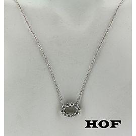 Hearts On Fire 18K White Gold Diamond Bracelet