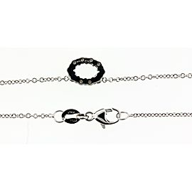 Hearts On Fire 18K White Gold Diamond Bracelet