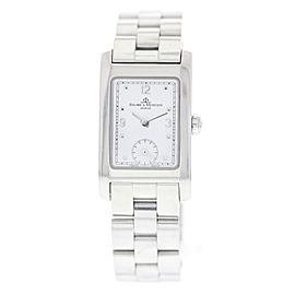 Baume & Mercier Hampton MV045139 Stainless Steel 20mm Womens Watch