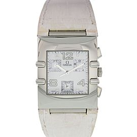 Omega Constellation Quadra 1847.73.31 Stainless Steel 30mm Womens Watch