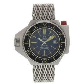 Omega Seamaster 166.077 Stainless Steel Automatic 54mm Mens Watch