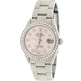 Rolex Datejust Stainless Steel Automatic 31mm Unisex Watch