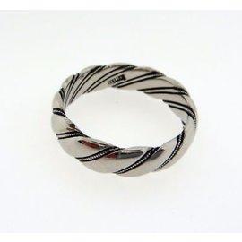 Scott Kay Palladium Wedding Band Ring Size 10.5
