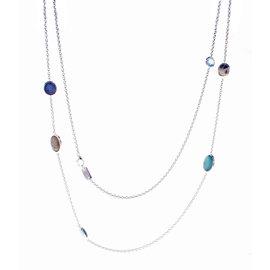Ippolita Sterling Silver Wonderland Lollipop Necklace