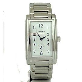 Tiffany & Co. 090252 Stainless Steel Quartz 27mm Mens Watch