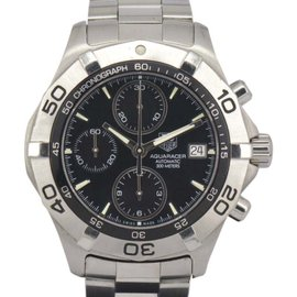Tag Heuer Aquaracer CAF2110 Stainless Steel Automatic 42mm Mens Watch