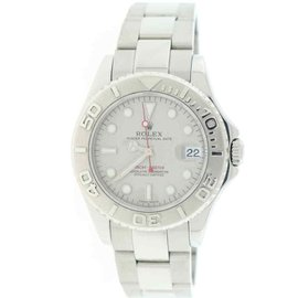Rolex Yacht-Master 168622 Stainless Steel Automatic 35mm Unisex Watch
