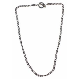 Effy 925 Sterling Silver Chain Necklace