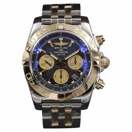 Breitling Chronomat CB011012/B968/375C 44mm Mens Watch