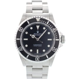 Rolex Submariner 14060 Stainless Steel Automatic 40mm Mens Watch