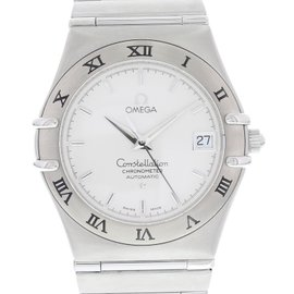 Omega Constellation 368.1201 Stainless Steel Automatic 36mm Mens Watch