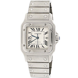 Cartier Santos Galbee W20055D6 29mm Unisex Watch