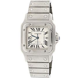 Cartier Santos Galbee W20055D6 29mm Unisex Watch