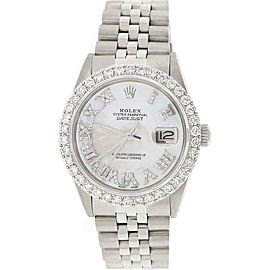 Rolex Datejust 16018 36mm Mens Watch