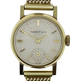 Tiffany & Co. Vintage 21mm Womens Watch