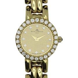 Baume & Mercier 16651 9 22mm Womens Watch