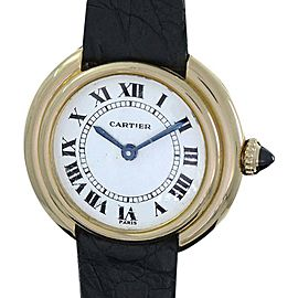 Cartier Vendome Vintage 26mm Womens Watch