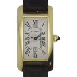 Cartier Tank Americaine 1725 23mm Womens Watch
