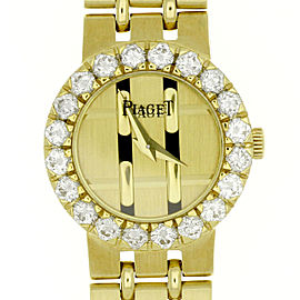 Piaget 8286 K 51 21mm Womens Watch