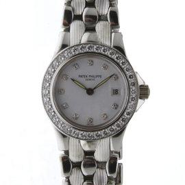 Patek Philippe Neptune 4881 26.6mm Womens Watch
