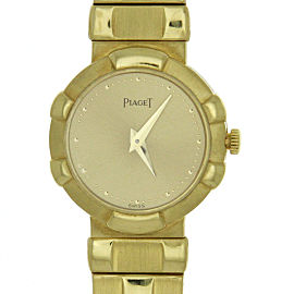 Piaget 8601 C 581 23mm Womens Vintage Watch