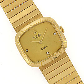Rolex Cellini 4082 24mm Womens Watch