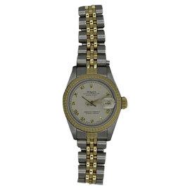 Rolex Datejust 69173 26mm Womens Vintage Watch