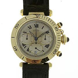 Cartier Pasha 2111 38mm Mens Watch