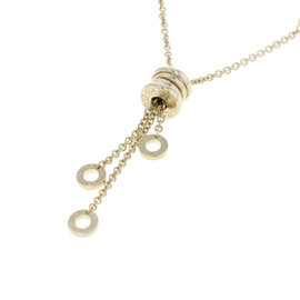 Bulgari B'Zero One 18K Yellow Gold Necklace