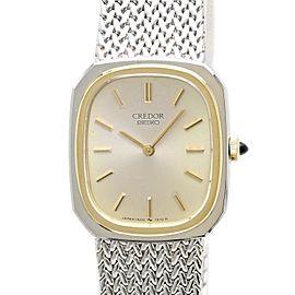 Seiko Credor 1400-5880 20.5mm Womens Watch
