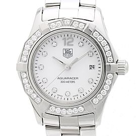 Tag Heuer Aquaracer WAF1416.BA0824 27mm Womens Watch