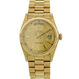 Rolex Day-Date President 18038 36mm Mens Watch