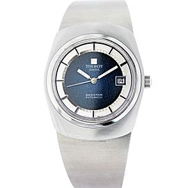 Tissot Seastar 44670-2 Vintage 34mm Unisex Watch