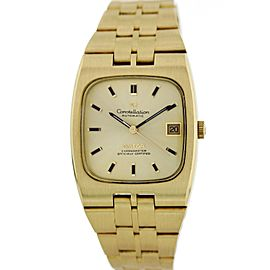 Omega Constellation 168.0047 Vintage 34mm Mens Watch
