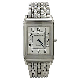 Jaeger LeCoultre Reverso 250.8.08 23mm Womens Watch