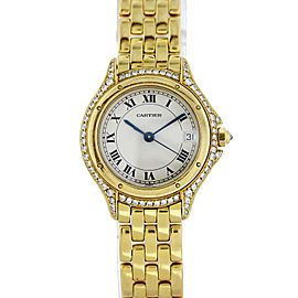 Cartier Panthère Cougar 887907 26mm Womens Watch