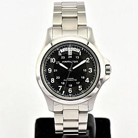 Hamilton Khaki King H644550 40mm Mens Watch