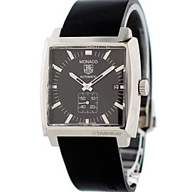 Tag Heuer Monaco WW2110 37mm Mens Watch