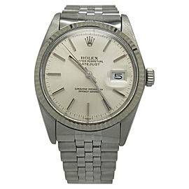 Rolex Oyster Perpetual Datejust 16014 36mm Mens Watch