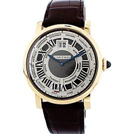 Cartier Rotonde De Cartier W1580001 45mm Mens Watch