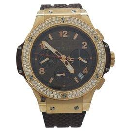 Hublot Big Bang Cappuccino 341.PC.1007.RX 41mm Mens Watch