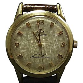 Jaeger-LeCoultre Master Mariner 1200 Vintage 35mm Mens Watch
