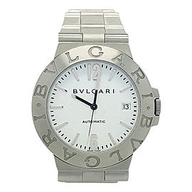 Bulgari Bvlgari Diagono LCV38S 38mm Unisex Watch