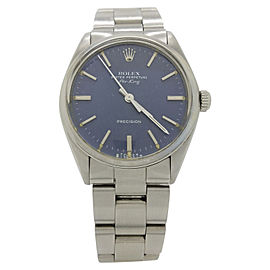 Rolex Air-King Precision 5500 34mm Unisex Watch