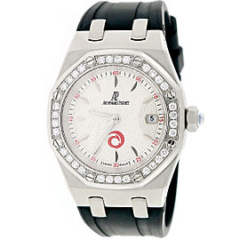 Audemars Piguet Royal Oak Lady Alinghi Original Diamond Bezel Limited Box&Papers