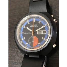 Seiko 5 Sports 6139-8010 41mm Mens Watch