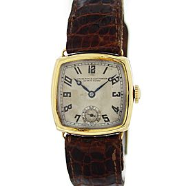 Vacheron Constantin Vintage 27mm Unisex Watch
