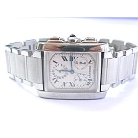 Cartier Tank Francaise 2303 36mm x 28mm Unisex Watch
